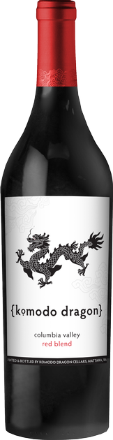 Komodo Dragon Red Wine